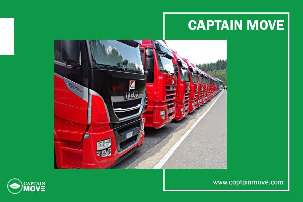 รถสิบล้อรับจ้างขนของ BY Captain Move