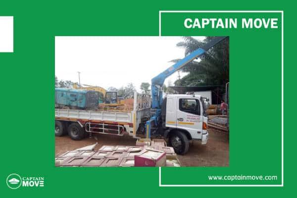 รถเฮียบรับจ้าง BY Captain Move
